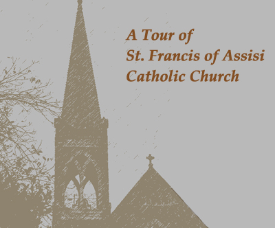 Tour of St. Francis Church